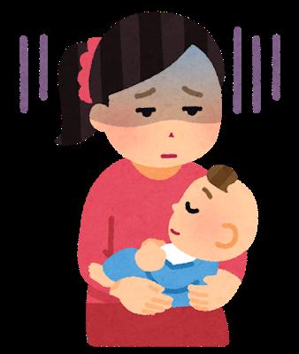 産後うつで夫が嫌いになった。症状チェックと私の鬱対処法